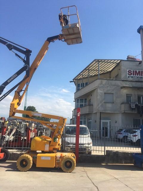 piattaforma aerea italiana airo pellegrino busca nuovo usato