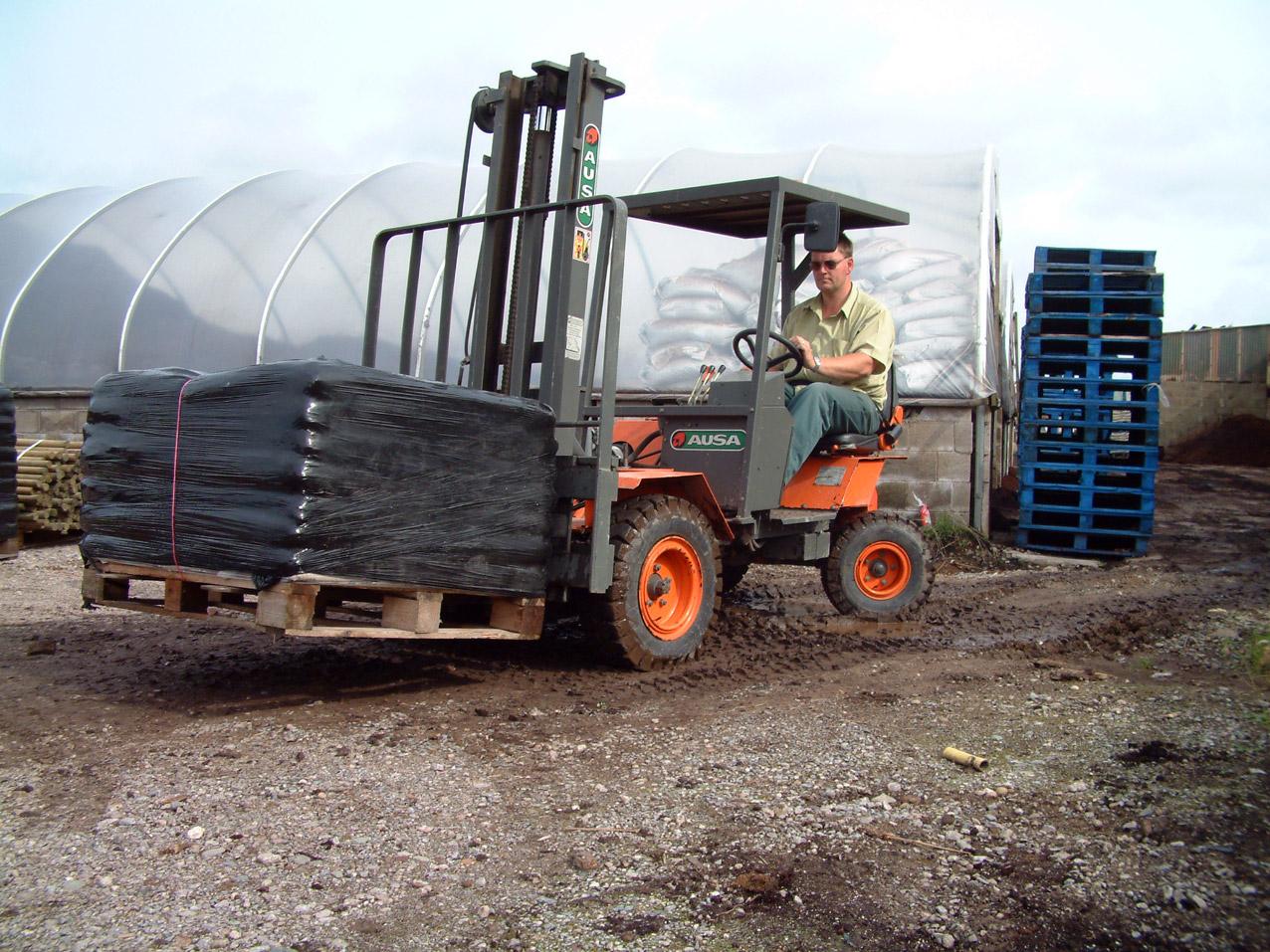 forklift diesel dumpers trazione 4x4