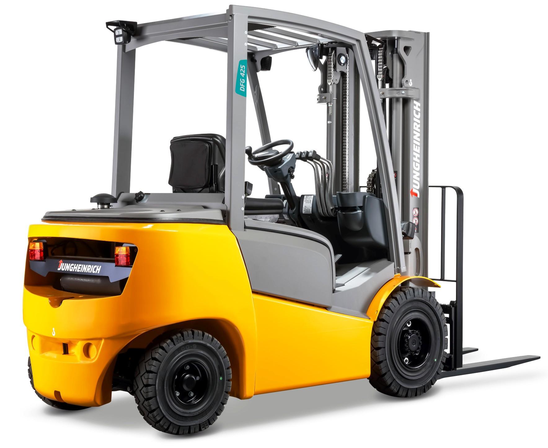 carrelli diesel jungheinrich 25 quintali nuovo usato pellegrino busca