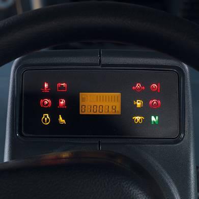 carrelli elevatori diesel nuovi 16 quintali